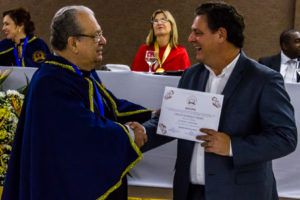 Vice Governador participa de solenidade do CRC