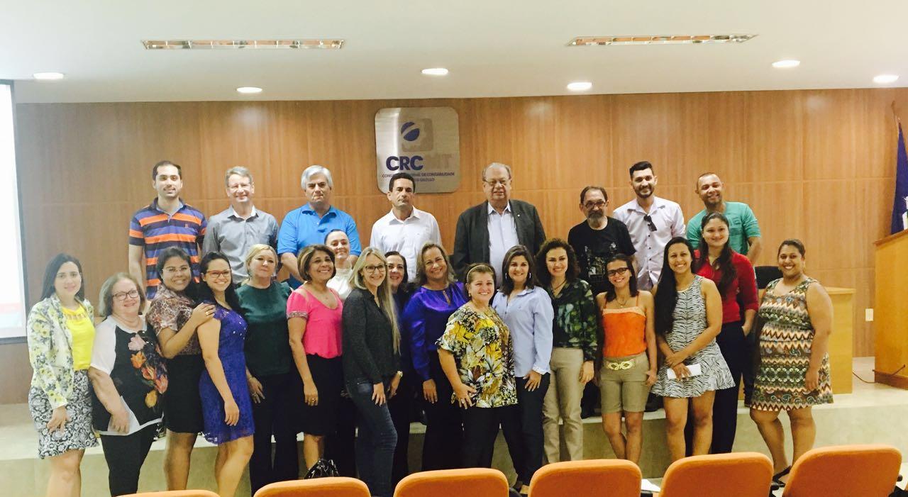 Reunião do PVCC – Programa de Voluntariado da Classe Contábil