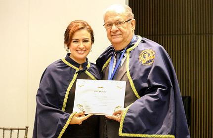 Solenidade de posse da diretoria executiva e de novos acadêmicos da AMACIC 2018